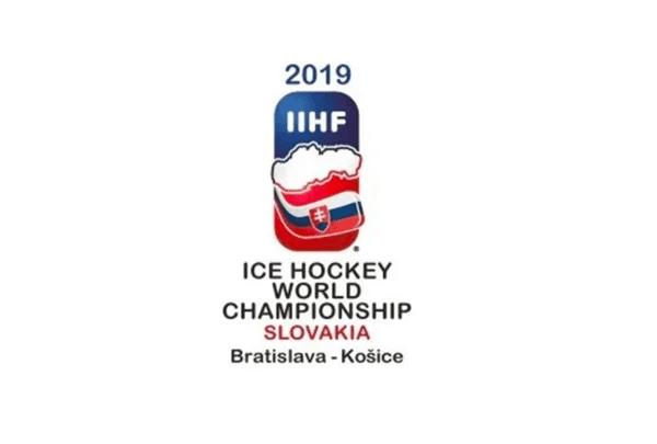 Pin Up Bet - 2019 Ice Hockey World Championship Slovakia Logo