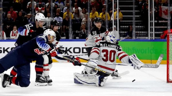 Pin Up Bet - Сборная США против команды Канады